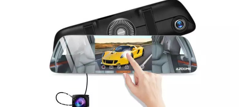 azdome dashcam