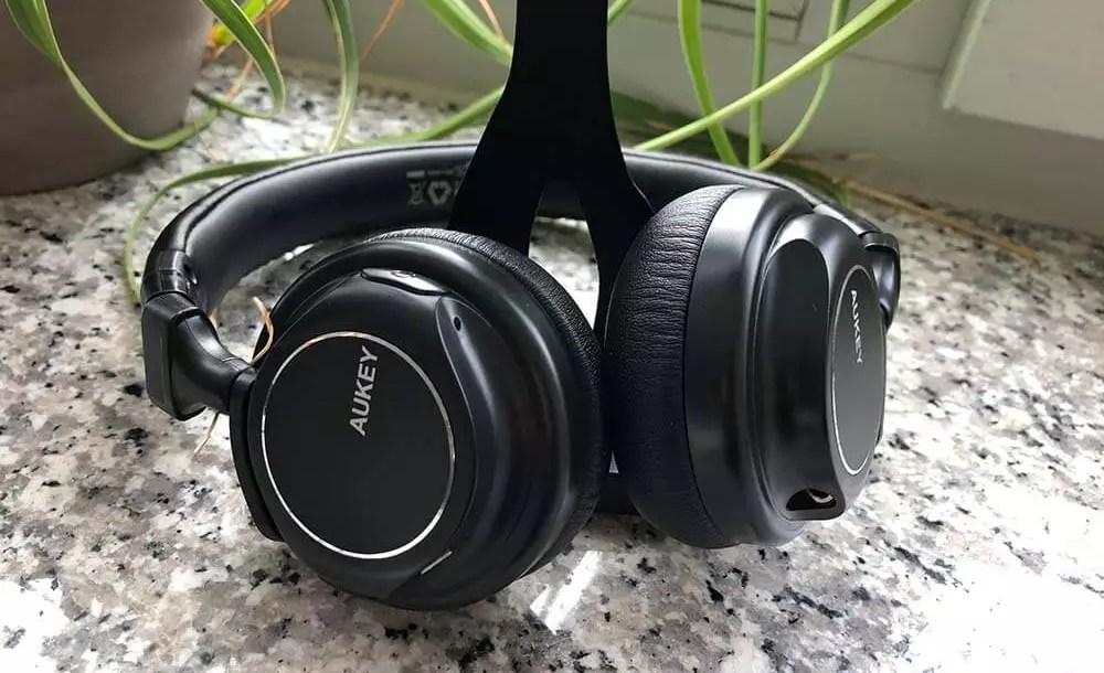 AUKEY Bluetooth Kopfhörer Kabellos on EarEP-B36 ausprobiert 0