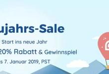 Reolink Neujahrs-Sale mit bis zu 20% Rabatt 0