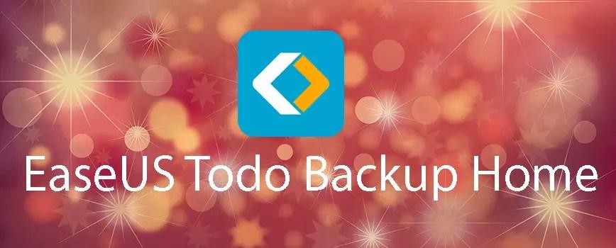 Weihnachtsaktion: EaseUS Todo Backup Home 10.0 kostenlos & aktuelle Version 11.5 für 11,79€ 0