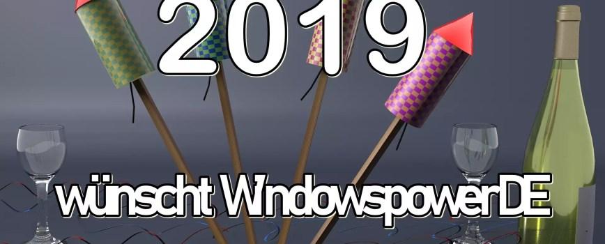 Prosit Neujahr 2019 0