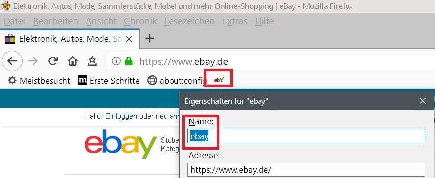 Ebay Namen Beispiele