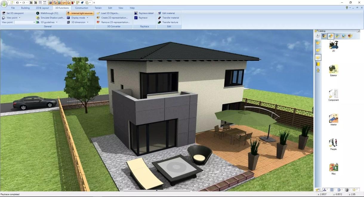 Ashampoo® Home Design 5 – Wir verlosen 5 Lizenzen 2