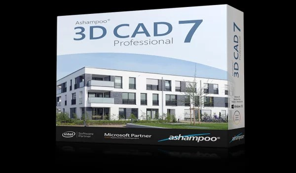 Ashampoo 3D CAD Professional 7 erschienen 0