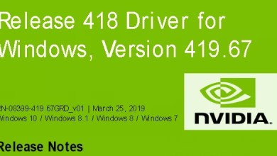 Nvidia-GeForce-Treiber Version 419.67 für Windows erschienen 0