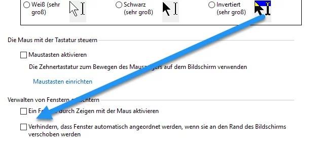 Windows 10: Fenster nebeneinander anzeigen 1