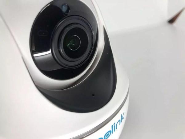 Reolink C2 Pro Überwachungskamera ausprobiert 0