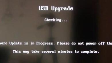 Hisense ULED TV U7A Firmware Update 0