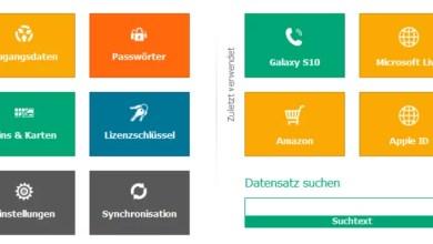 Photo of Passta – Eine komfortable Zugangsdaten- und Passwortverwaltung – Wir verlosen 10 Lizenzen