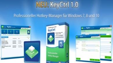 Photo of Hotkey-Manager KeyCtrl – Wir verlosen 15 Lizenzen