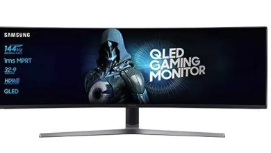 Samsung C49HG90DMU 124,20 cm (49 Zoll) Gaming Monitor ausprobiert 0