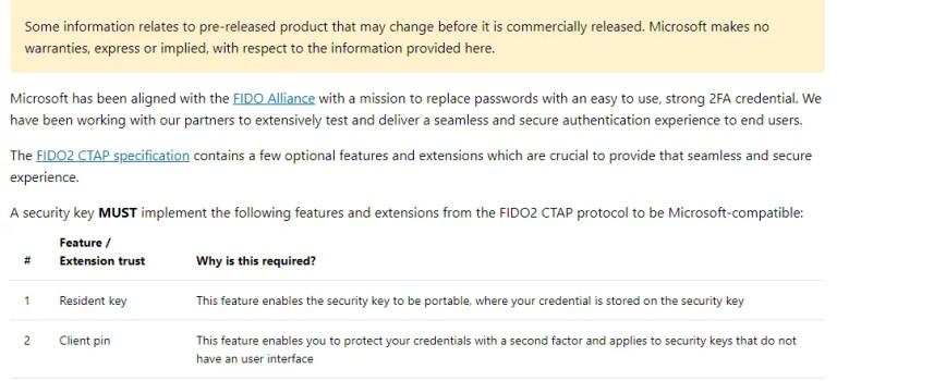 Photo of Windows 10 Sicherheitsschlüssel Info