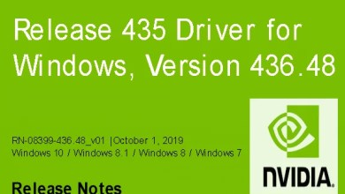 Photo of Nvidia-GeForce-Treiber Version 436.48 für Windows erschienen