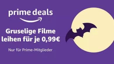 Photo of Amazon Prime Deals: Gruselige Filme für je 0,99€ leihen