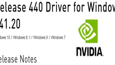 Photo of Nvidia-GeForce-Treiber Version 441.20 für Windows erschienen