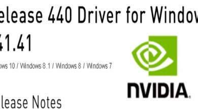 Photo of Nvidia-GeForce-Treiber Version 441.41 für Windows erschienen