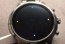 Photo of Fossil Carlyle HR 5 Generation Smartwatch im Test – FTW4024