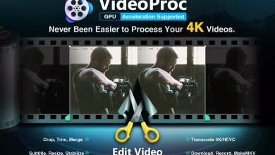 Photo of VideoProc Spezial Angebot minus 60%