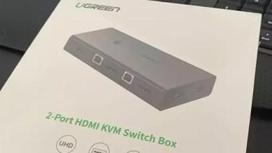 Photo of UGREEN KVM Switch HDMI 4 Port USB ausprobiert