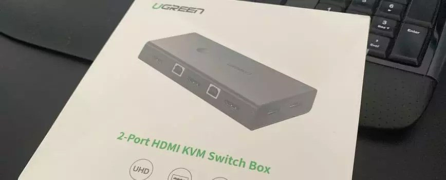 2 port hdmi kvm switch box