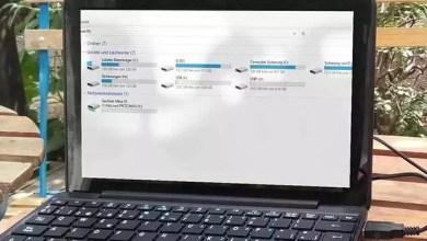 Photo of USB-Stick in mehrere Partitionen aufteilen mit Windows 10 – So geht's