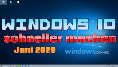 Photo of Windows 10 schneller machen – Turbo zünden