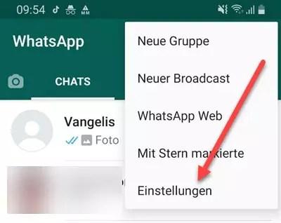 dark mode whatsapp android