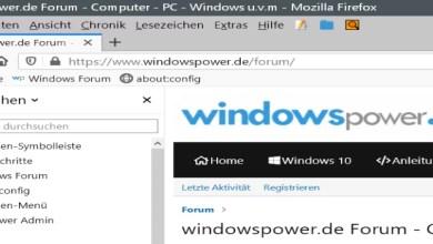 Photo of Firefox 78 – Sidebar die Schrift kleiner