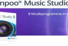 Photo of Ashampoo Music Studio 8 – Musiksoftware für Ihre Songs und Audiodateien + Verlosung
