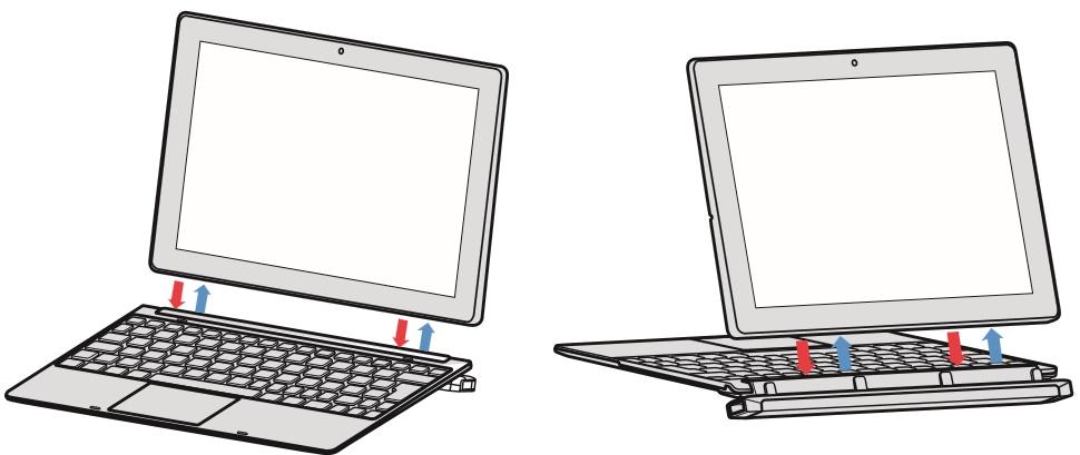 Um modelo de Notebook/Tablet brasileiro similar ao Surface