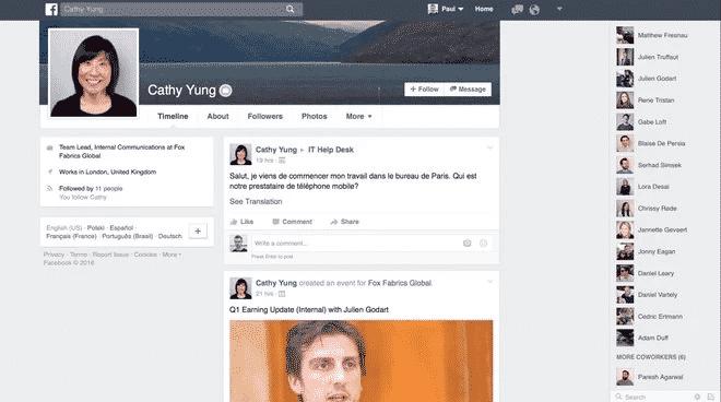 Facebook Workplace: saiba o que é e como funciona! - Geek Blog
