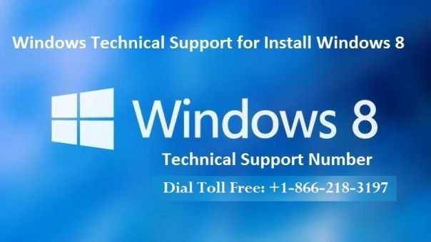 Windows 8 Technical Support number
