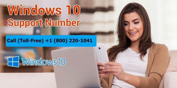 Windows 10 technical support number
