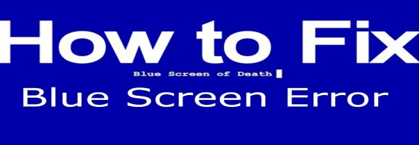 Blue Screen of Death (BSOD) Error in Windows 7