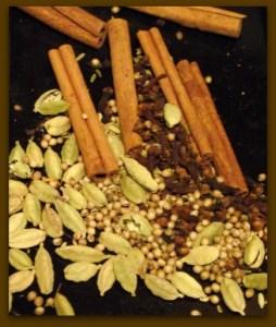 Warming Chai Spices