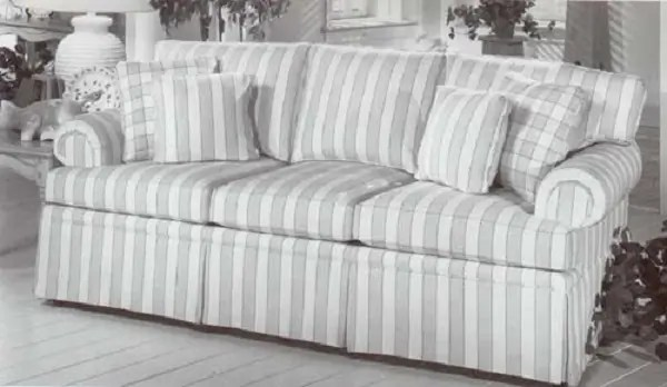 reupholstering sofas sofa sectional slipcovers | exton, pa n j rose decorating center