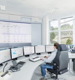 digital substation control center [ 1181 x 788 Pixel ]