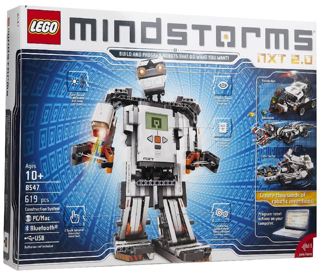 LEGO Mindstorms NXT 2.0 – chmod 644