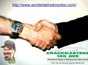 Edmonton Windshield