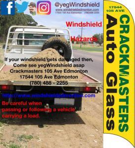 Edmonton windshield repair