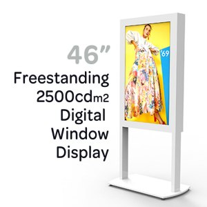 Shop Window Digital Signage