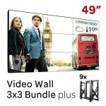 3×3-Wideo-wall-49v3