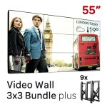 3×3-Wideo-wall-55v3