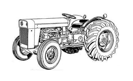 UTB Universal 650 Tractor Parts Manufacturers in India