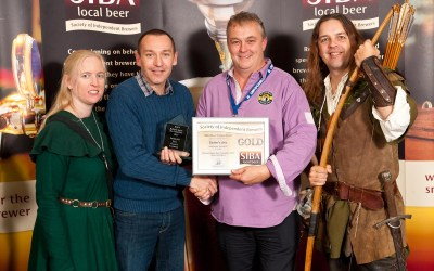 Brewery Wins 5 Award