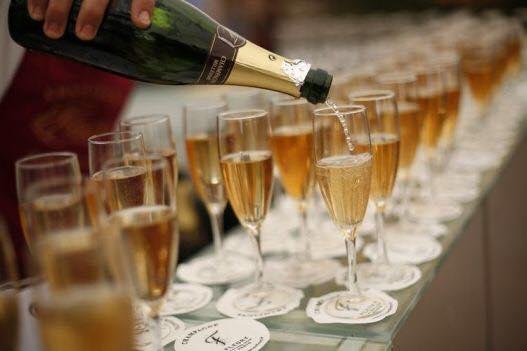 Valentines Day Champagne Tasting