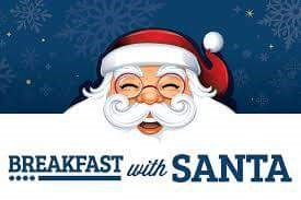 Breakfast with Santa -16th December