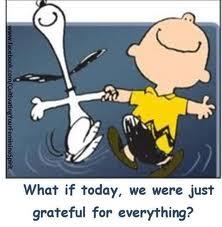 grateful snoopy
