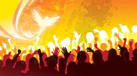 pentecost Power of my Spirit