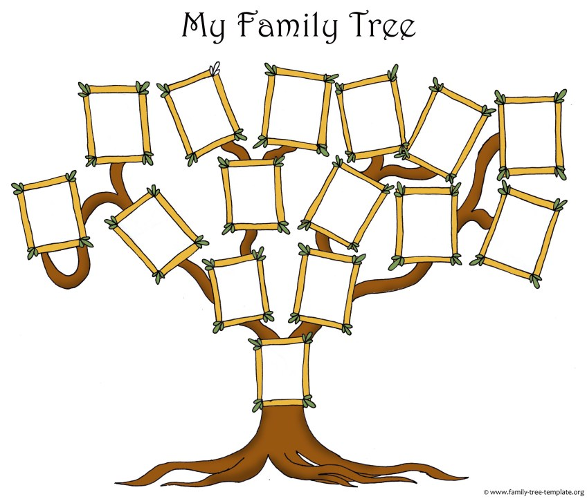 free family tree chart windsor park united church